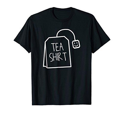 (Tea Shirt Tea Bag Funny Cute)