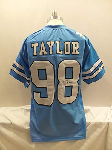 North Carolina Tar Heels Lawrence Taylor Autograph