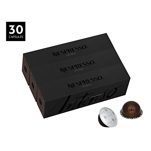 Nespresso VertuoLine Coffee, Intenso, 30 Count
