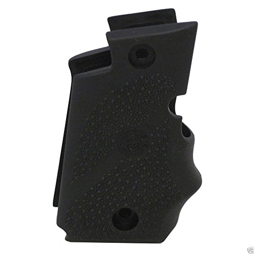 Hogue-Sig-Sauer-P238-AMBI-Grip-Recoil-Absorbing-Rubber-Pistol-Grip-Black-38080