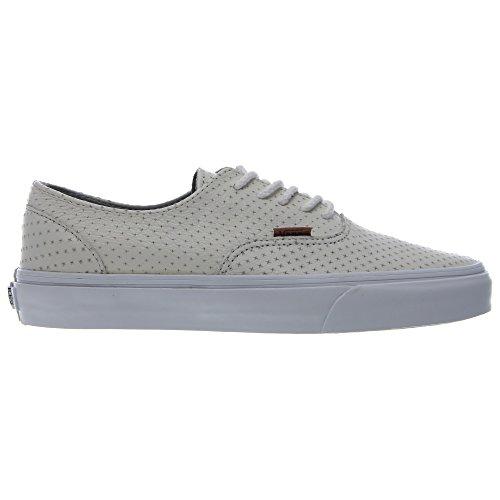 Vans Era Decon + - Zapatillas de skateboarding de Piel para hombre blanco leather emboss blanc de blanc (leather emboss) blanc de