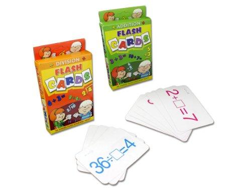 Bulk Buys KO063 Jumbo Flash Cards Case of 96 by bulk buys