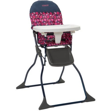 simple fold chair geo floral