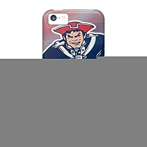 linJUN FENGDurable Case For The ipod touch 5- Eco-friendly Retail Packaging(new England Patriots)