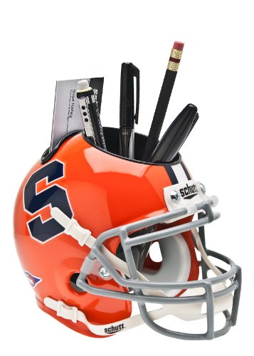 NCAA Syracuse Orange Helmet Desk Caddy
