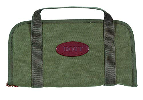 Boyt Harness Rectangular Handgun Case (OD Green, 13x7-Inch)