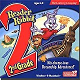 READER RABBIT 2ND GRD MIS-CHEESE-IOUS