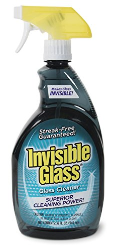 Stoner 92194 Invisible Glass Cleaner - 32 oz. Spray Bottle