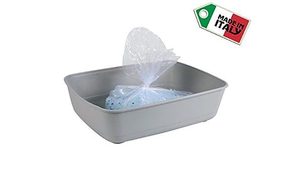 Stefanplast - 10 Bolsas higiénicas para bandeja de gatos ...