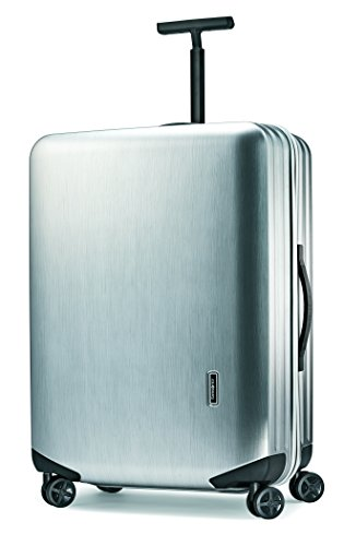- Samsonite Luggage Inova Hs Spinner 28 Metallic Silver
