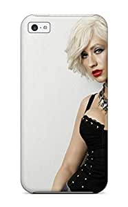 3821496K92023744 Iphone 5c Cover Case - Eco-friendly Packaging(christina Aguilera)
