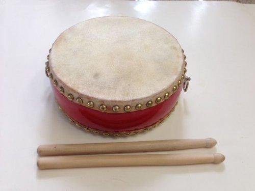 Ws Oriental Chinese Drum 10