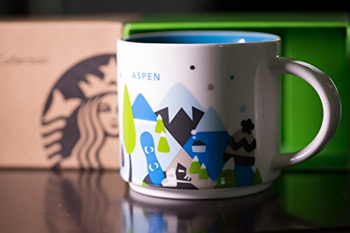 Starbucks You Are Here Collection Aspen