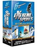 6 Pack: Extreme Sports (including Exploding Snowboarding, Skiing, Surfing, Extreme Bloopers, Mountain Biking, White Water Rafting [DVD] [2007]