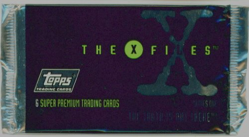 x-files trading card game - 9