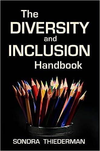 Diversity and Inclusion Handbook