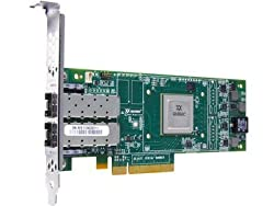 QLogic QLE2670 16Gb Single Port FC HBA (Host Bus Adapter), PCIe Gen3 x4, LC Multi-Mode Optic