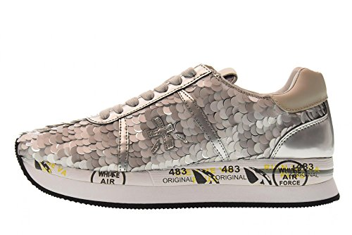 2969 PREMIATA Femme Chaussures Sneakers Conny Bas qq6TwpR