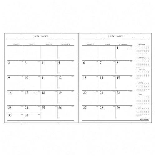 AAG7090910 Executive Monthly Padfolio Refill product image