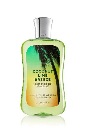 Coconut Melon Juice - Coconut Lime Breeze for Women 10.0 oz Shower Gel