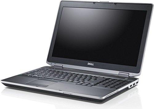 Price comparison product image Dell - Latitude E6530 - Intel Quad-Core i7-3720QM 2.60GHz - 4GB RAM - 128GB SSD - DVD±RW - NVIDIA NVS 5200M with 1GB - Webcam - Win 7 Pro - 15.6-inch
