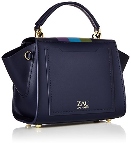 Hex Zac Strap Navy Eartha Posen ZAC Top Handle Colorblock Floral fTvYWwdq