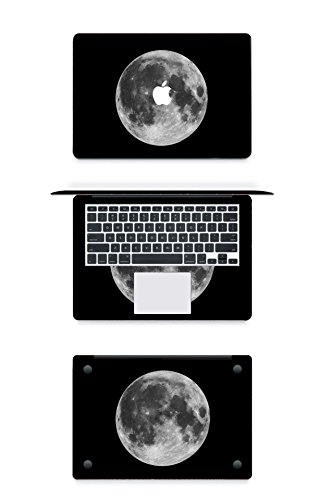 MacBook Stickers Chickwin 12 inch Retina Macbook Apple Notebook Color Cover Modle A1534 Notebook Shell Stickers Three Sides (Shell + Wrist Rest + Bottom) - B4 Bag Frame