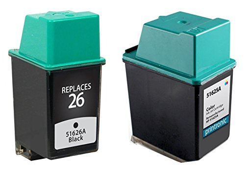 Amsahr 26(51626A)-SET2-1BK-1CL Samsung MLT-D209L 4826FN Compatible Replacement Toner - Includes One Black Cartridge (51626a Cartridge 26 Ink Black)