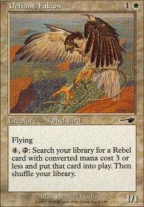 Amazon.com: Magic: The Gathering – DEFIANT Falcon – Nemesis ...