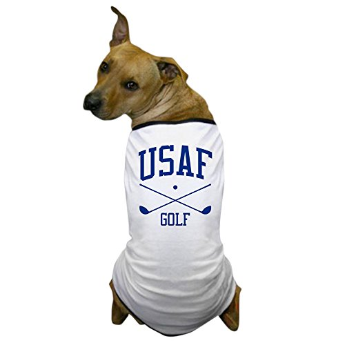 CafePress – USAF Golf – Dog T-Shirt, Pet Clothing, Funny Dog Costume For Sale