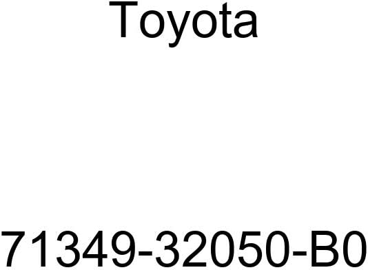 TOYOTA Genuine 71349-32050-B0 Seat Back Hinge Cover