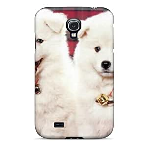 Galaxy S4 Case Cover Cute Dogs For Poohbear123 Case - Eco-friendly Packaging