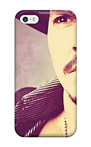 Best Snap On Case Cover Skin For Iphone 6 plus 5.5(johnny Depp) 2423855K54835429