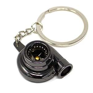 Turbo llavero Black cromo – de Boost key. com
