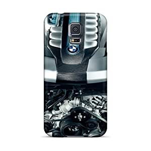 Hot Style UEI524UyPh Protective Case Cover For GalaxyS5(bmw 7 Series Hydrogen Engine)