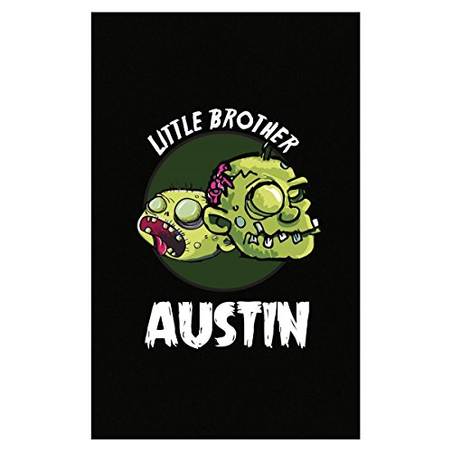 Prints Express Halloween Costume Austin Little Brother Funny Boys Personalized Gift - Poster