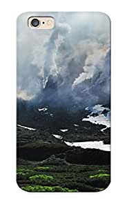 Hot SIBPalY449lLOwJ Foggy Valley In The Mountains Tpu Case Cover Series Compatible With Iphone 6