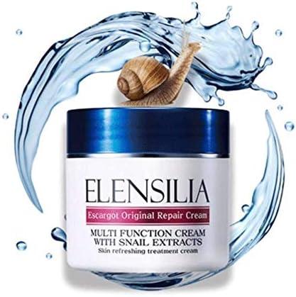 Korean Cosmetics Elensilia Escargot Original Repair Cream With Snail Extracts 50g By Elensilia Amazon Ca Beauty