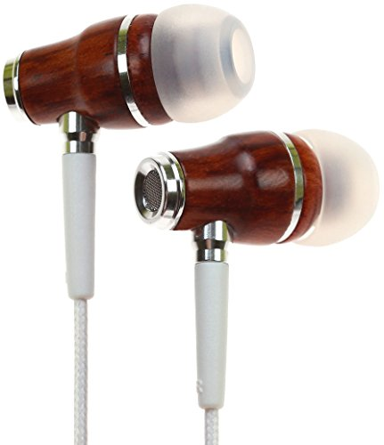 Symphonized Premium Noise Isolating Headphones White product image