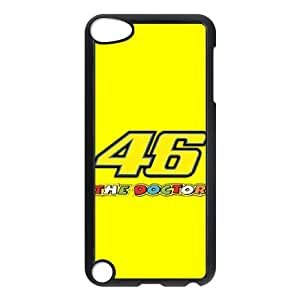 DIY phone case Valentino Rossi cover case For Ipod Touch 5 AS1Z7749697