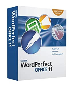 WordPerfect Office 11 Students and Teachers Edition