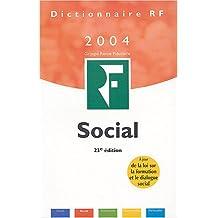 DICTIONNAIRE SOCIAL 2004