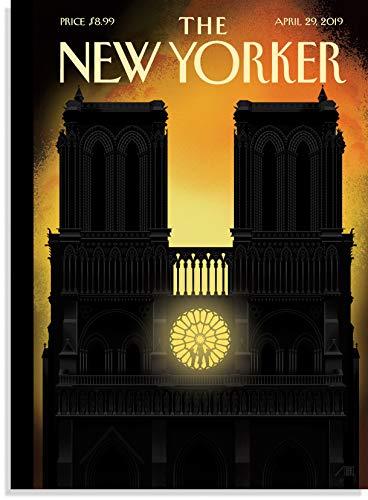 (The New Yorker Magazine (April 29, 2019)