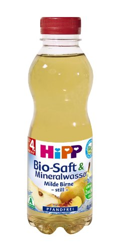 Hipp Milde Birne, 6-er Pack (6 x 500 ml) - Bio