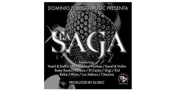 DJ Eric - La Saga - Amazon.com Music