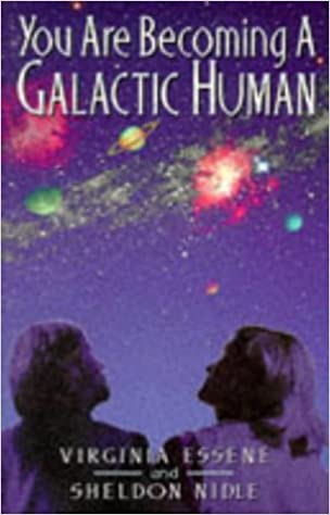 Amazon com: You Are Becoming a Galactic Human (9780937147085