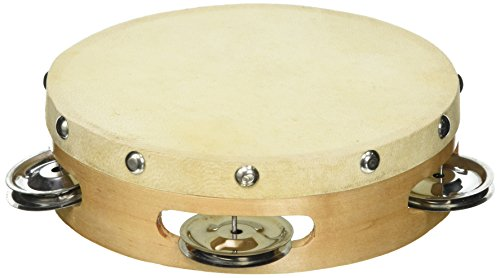 HW Products T6H 6In. Single - Tambourine Inch 6