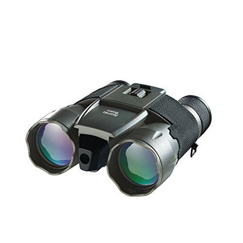 Atomic Beam Night Hero Binoculars by BulbHead, Reveals Objects 150-Yards Away, Full Range of Focal Adjustments, 10x Magnification