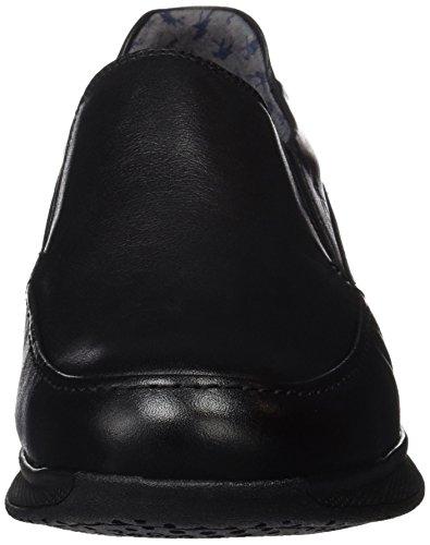ES Vacheta Spain Hombre sin 9821 Negro Marino Negro Retail Zapatos Fluchos Negro Cordones z5qRwR