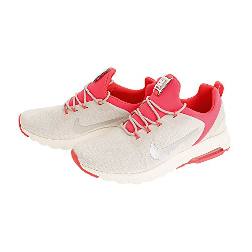 Nike Womens Air Max Motion Racer Light Orewood Brown / Chrome